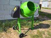 Бетономешалка Groser 140 - 200 литров Горки