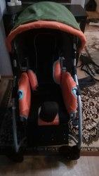 Инвалидная коляска для больных ДЦП lk 6109—41(p)