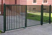 Заборы,  ворота,  калитки. Бесплатная доставка в Горки!