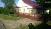 кирпичный одноэтажный дом со всеми удобствами